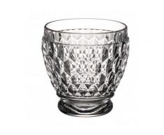 Villeroy & Boch 11-7299-3651 Boston Vaso de chupito, 80 ml, Cristal, Transparente, 6 x 6 x 6.3 cm