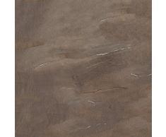 Eurographics Marble Texture 50x50 Pizarra Magnética, Marrón, 50 x 50 x 2 cm