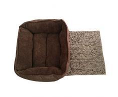 Premier Togo pt-b01 m01ln perro cama con alfombrilla, 55 x 35 x 22 cm