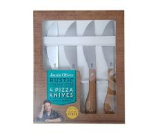 Jamie Oliver 556939 - Cortadores de pizza, diseño chino
