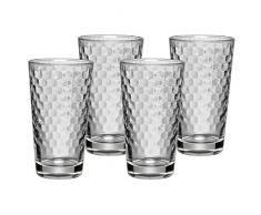 WMF 09.4865.2040 Coffee Glass 280ml Transparente 4pieza(s) Vaso - Vasos (140 mm)