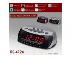 SAMI RS4724 Radiodespertador