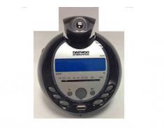 Daewoo DCP226 Radiodespertador