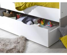 Cajón para cama evolutiva PARÍS, Blanco