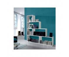 Estantería de pared modular - Color - Blanco