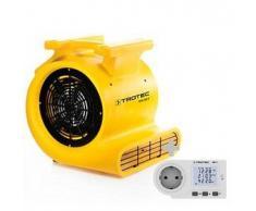 TROTEC Ventilador turbo TFV 30 S + Medidor de consumo energético BX11