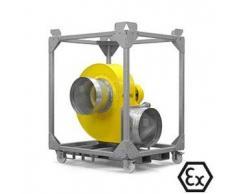 TROTEC Ventilador radial TFV 600 Ex