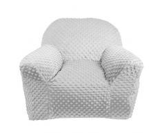 lulando Plush Minky Baby Sillón infantil sofá Mini Sillón Niños Muebles para parte habitaciones y habitación. Standard 100 de Öko Tex. Color: Grey