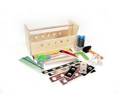 Hess 14894 - Juguete de madera (caja de herramientas)