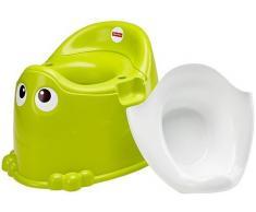 Fisher-Price - Orinal ranita para bebé +9 meses (Mattel DKH99)