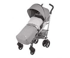 Chicco Liteway 3 Silla de paseo ligera y compacta, soporta hasta 22kg, color gris vaquero