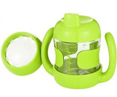 Oxo Mini 6154000T1DE - Kit de taza para bebé, color verde
