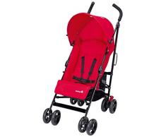 Safety 1st Slim 11328850 Silla de paseo, color rojo (Plain Red) [Modelo antiguo]