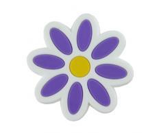 mygrips gm de 17 botón Muebles Infantiles Flores Puerta botón/nauf, lila/blanco