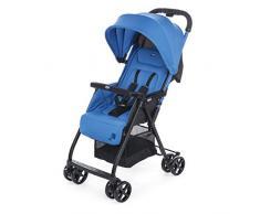 Chicco Ohlala - Silla de paseo ultraligera y compacta, 3,8 kg, color azul