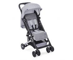 Chicco Miinimo - Silla de paseo, ultracompacta y espaciosa, 6 kg, color gris