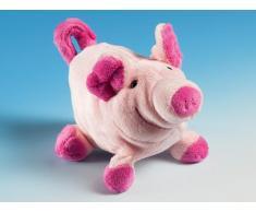 Rudolph Imán Schaffer Loulou Cerdo suave del juguete