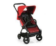 iCoo Acrobat - Silla de paseo, color rojo