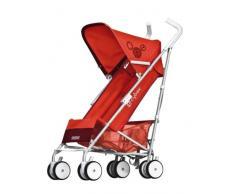Cybex 50015006 - Silla de paseo, color rojo