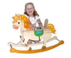 Hess 31159 - Juguete de madera (rocking horse)