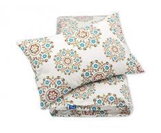 Pepi Leti 685843715672 Rosette Premium - Juego de cama infantil, multicolor