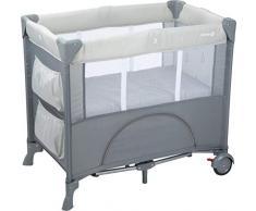 Safety 1st MINI DREAMS Warm Gray - Cuna de viaje, color gris