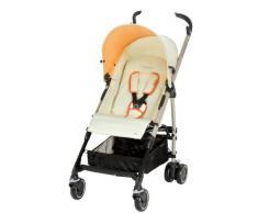 Maxi-Cosi 13095287 Mila - Silla de paseo con cesta de la compra, capota, protector para la lluvia, pinza para sombrilla y adaptador para el capazo, color crema