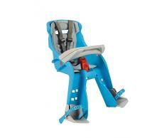 OK BABY Orion brazo silla de 15 kg, varios colores, infantil, Orion, azul turquesa/plateado