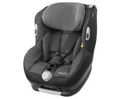 Bébé Confort Opal - Silla de auto con cojín reductor, grupo 0+/1, color Triangle Black