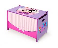 Delta Children Minnie - Caja de Juguetes, Unisex