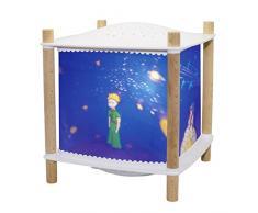 Trousselier 6030bl luz nocturna proyector de estrellas recargable