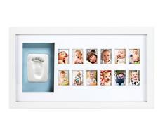 Pearhead Babyprints - Marco fotos, color blanco