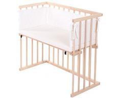 dreamgood – 135146 auxiliar cama haya Incluye Colchón Prime Air & Nido, color marrón