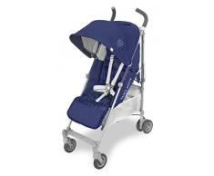 Maclaren Quest - Silla de paseo para recién nacidos hasta los 25kg, asiento multiposición, suspensión en las 4 ruedas, capota extensible con UPF 50+