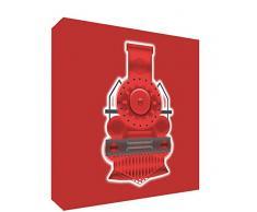 Pared Good Color » Comprar De Art Rojo Murales En Online Feel Livingo WD9E2IH
