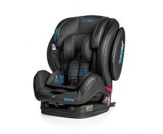 Innovaciones MS Encore Sport Fix 850 silla auto, grupo 1/2/3 (9-36 kg) color negro/ azul