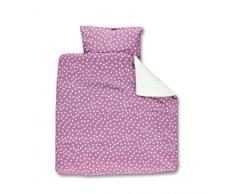 BABY BOUM 100YOUMI56 - Ropa de cama, color morado