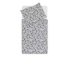 Jollein - Funda de edredón y funda de almohada (120 x 150 cm), diseño de leopardo