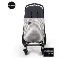 Walking Mum Soho Baby - Funda para silla universal, color gris