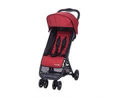 Safety 1st Teeny - Silla de paseo plegable y multifuncional, unisex, color rojo