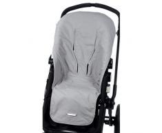 Pasito a Pasito - Funda de silla universal , color topito gris