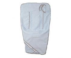 Babyline Bombón - Colchoneta para silla de paseo, color azul