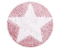 Happy Decor Kids HDK-CU-RS-PKW - Cojín lavable, color rosa