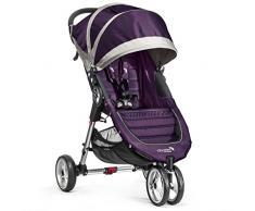 Baby Jogger City Mini 3 - Silla de paseo, color morado / gris