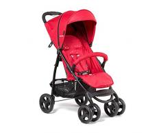 Bebé Due Nonna Delta Red - Silla de paseo nonna, Moderno, Color Rojo, Delta Red