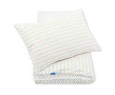 Pepi Leti 685843715986 Dots Premium - Juego de cama infantil, multicolor