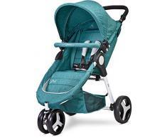 TERO-582 Frii MINZE - Cochecito de bebé, color verde