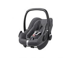 Maxi-Cosi 79809561 Pebble - Silla de coche (grupo 0+, 0-13 kg), color gris