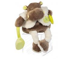 Baby Nat /D & C a1302729 Bazille de peluche/Activity de juguete, 30 cm