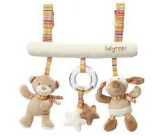 fehn 160987 Baby juguete Activity Keystone – Rainbow